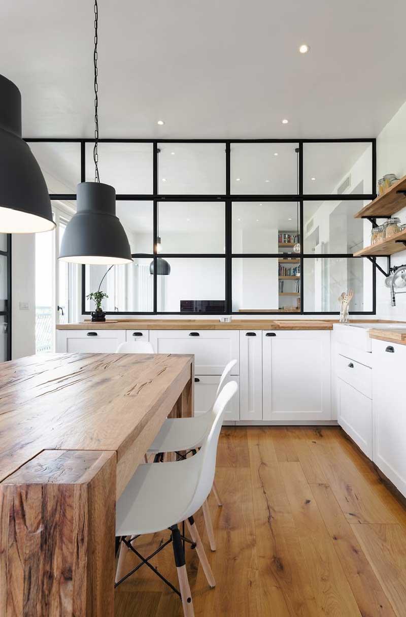cucina - appartamento SD by Nomade Architettura