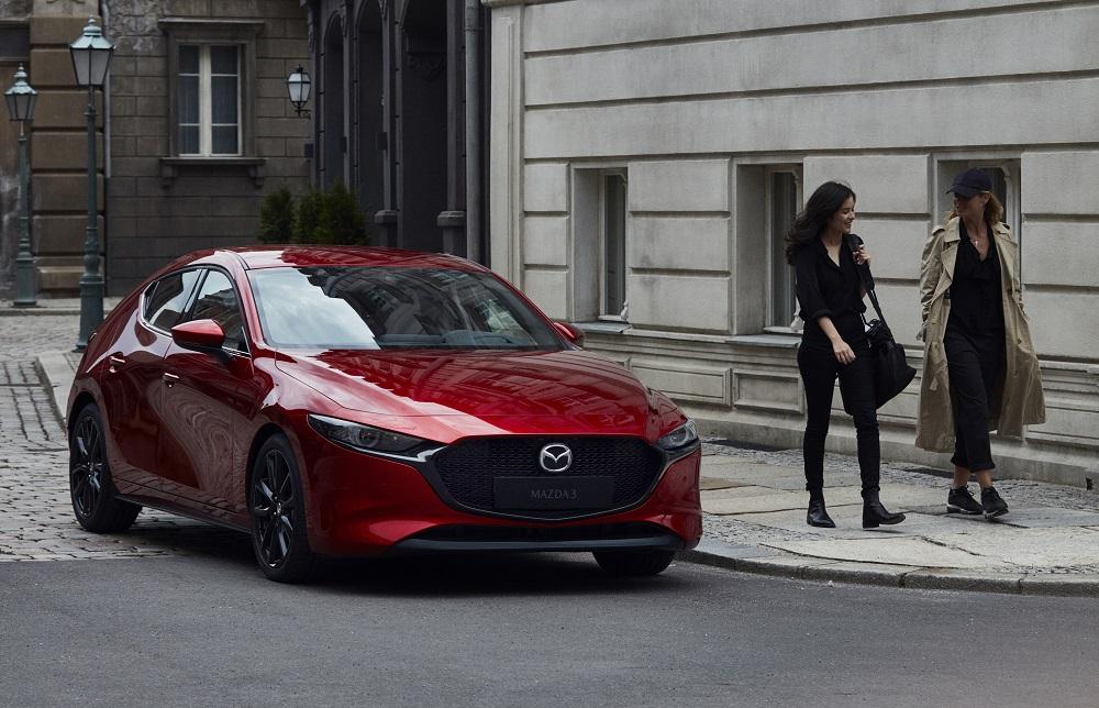 Mazda3 2019 liên tiếp nhận nhiều giải thưởng uy tín