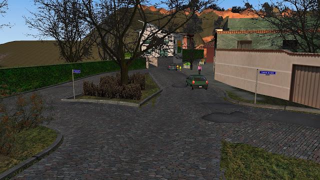 OMSI 2 - Mapa Cidade Serrana