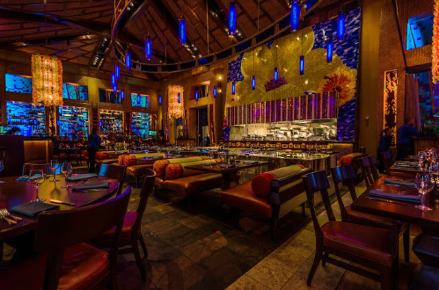 Restaurante Emeril's Tchoup Chop na Disney em Orlando