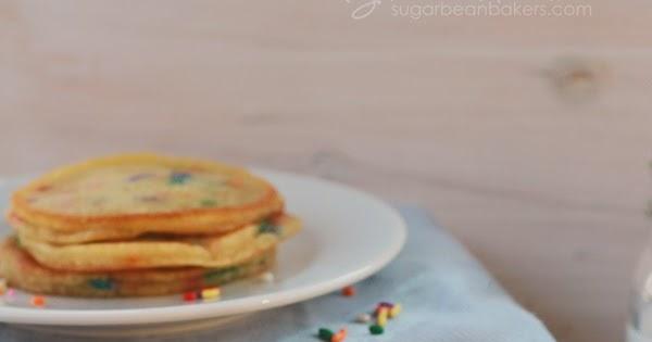 Can U Make Cake With Pancake Mix
