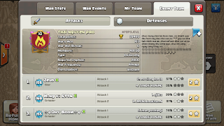 Clan TARAKAN vs thai nguyen pro, TARAKAN Victory