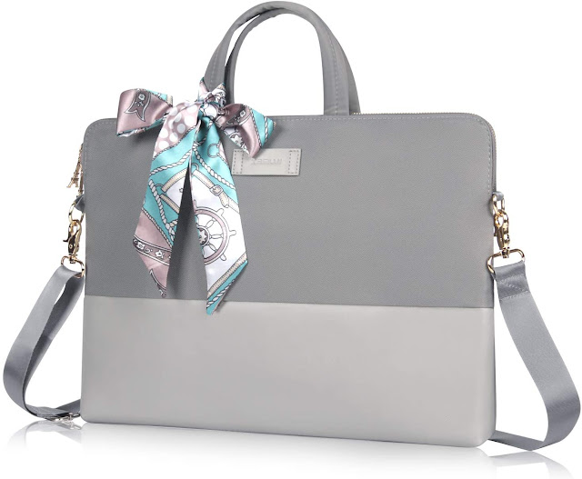 Kamlui Laptop Bag - for Men Women Waterproof Ultra thin