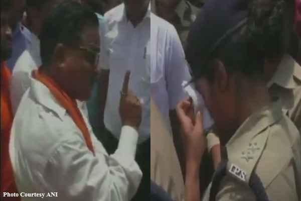 BJP विधायक ने डांट डांट कर महिला IPS को रुला दिया, योगी ने जो कहा था उसका विल्कुल उल्टा किया