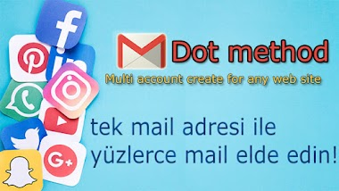 Gmail dot method