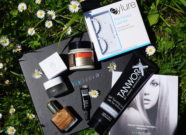 Lookfantastic - Beauty Box (Mai 2015)