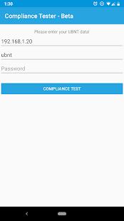 شرح إضافة دولة Compliance Test من دون كمبيوتر