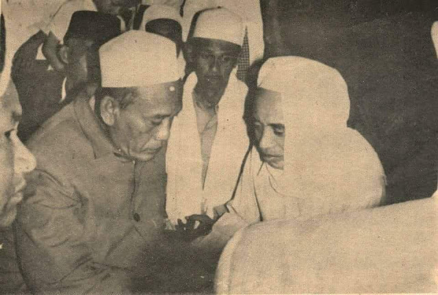 Karomah Sandal Kiai Hamid Pasuruan