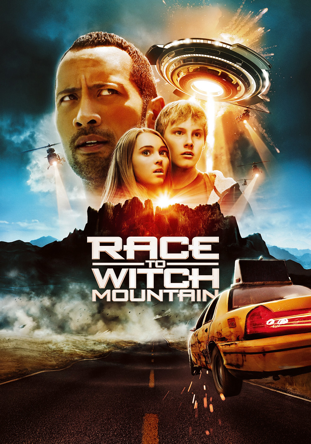 RACE TO WITCH MOUNTAIN (2009) TAMIL DUBBED HD