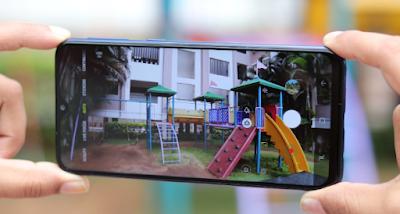 Kamera Belakang Samsung Galaxy M20
