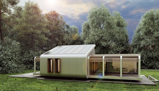 Θεσσαλονίκη: Οικογένεια αρχιτεκτόνων παρουσιάζει σπίτι από το μέλλον