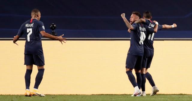PSG kini memiliki dua pemain terbaik dunia