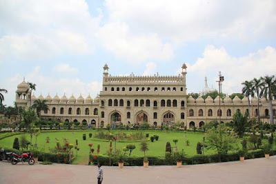 Big Imambara in Lucknow City