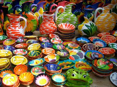 imagen de artesanía mexicana