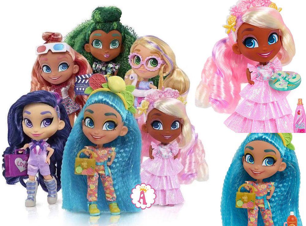 Новинки Хэрдораблс ароматные куклы 2020 года серия 4