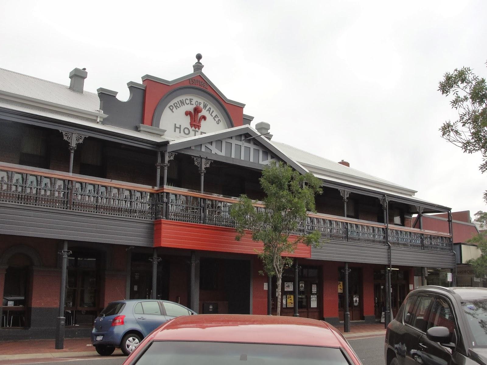 4 weeks away - First 12 days in Bunbury & Perth, WA | AWOL