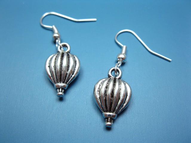 Balloon Zilla Pic: Hot Air Balloon Earrings