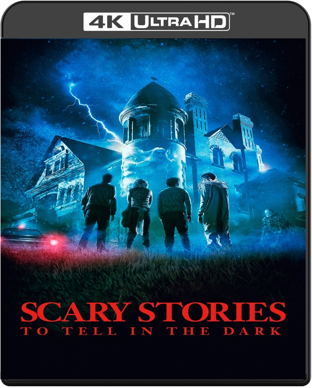 Scary Stories to Tell in the Dark [2019] [UHD] [2160p] [Latino]