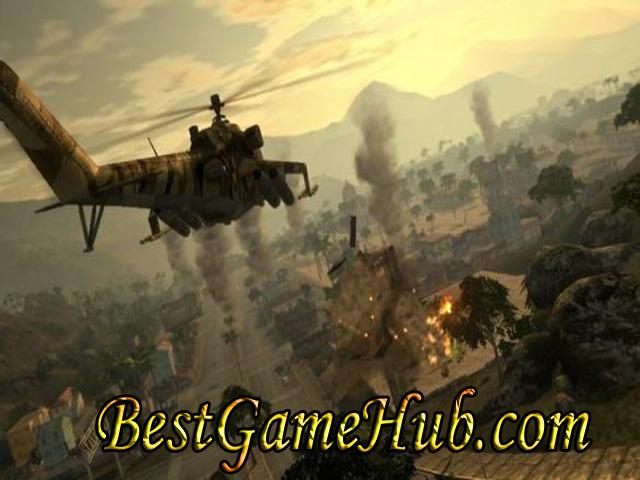 Mercenaries 2 World in Flames PC Game Full Version Download
