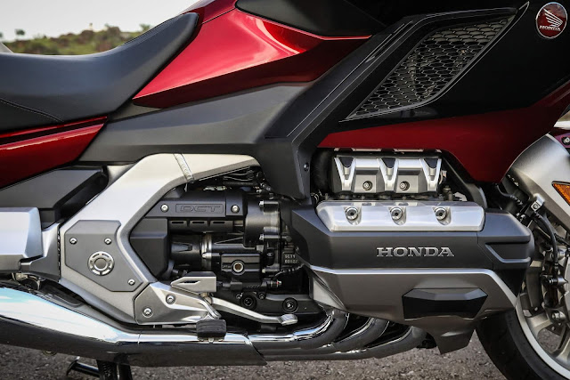 Honda GL 1800 Gold Wing 2019