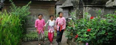 Lokasi wisata desa adat penglipuran