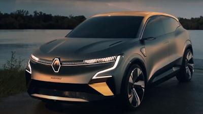 تطور جديد في سيارة رينو التي ستنطلق قريباً