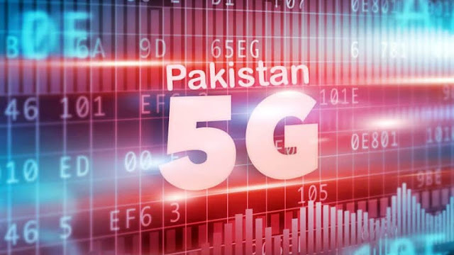 "Huawei Launches ""New Products"" in Preparation for 5G in Pakistan"
