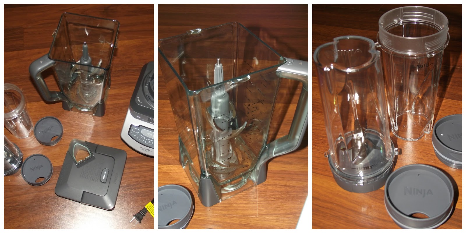 The Story Of Three Ninja Professional Blender And Single