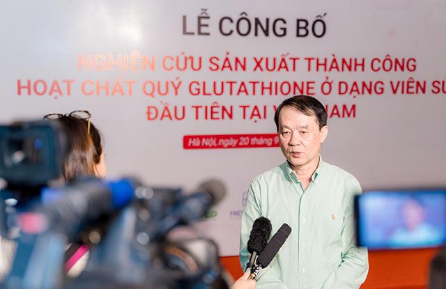 PGS.TS Nguyễn Duy Hưng - Tổng Thư Ký Hội Da Liễu Việt Nam.