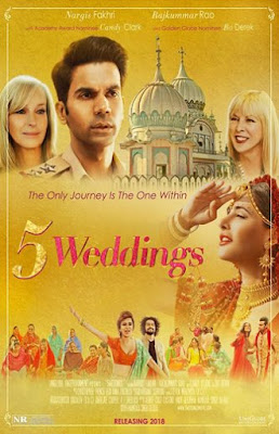 5 Weddings 2018 480p 300MB Movie Download