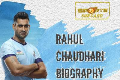 Rahul Chaudhari Biography
