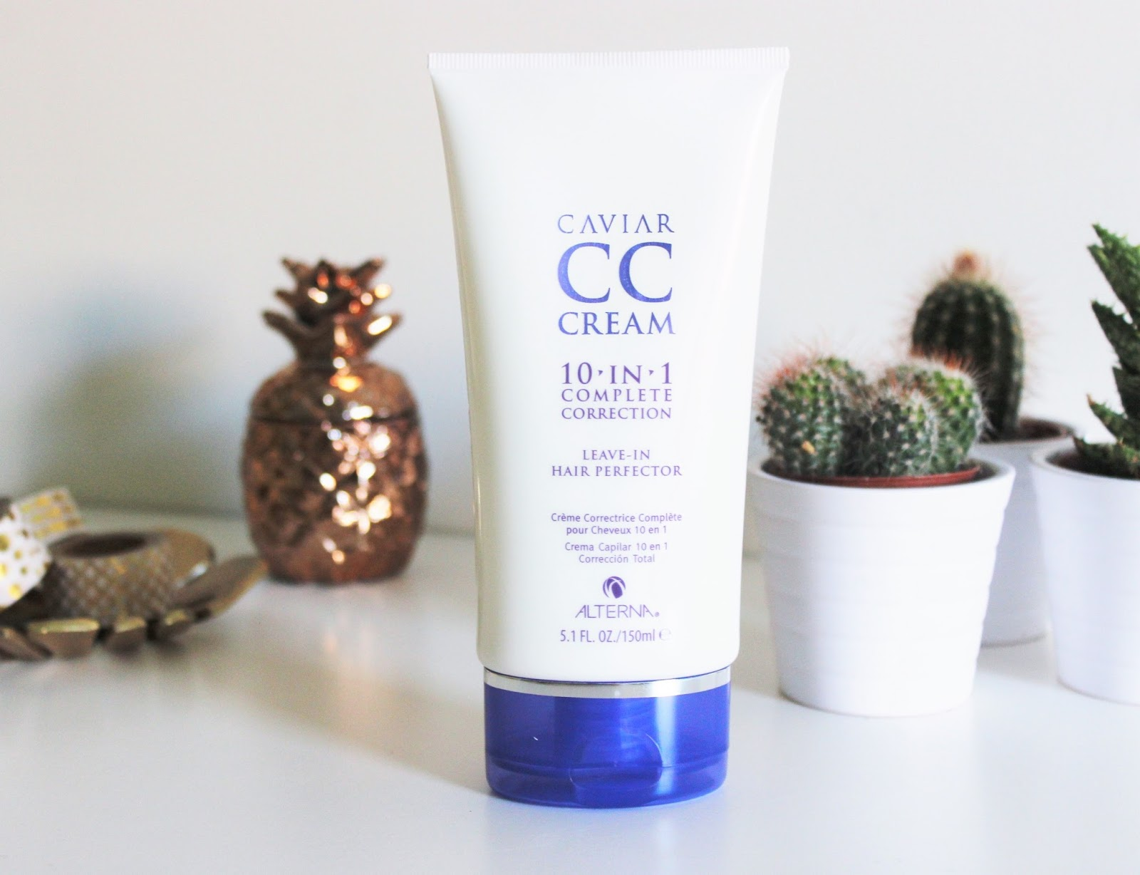 Alterna Haircare CC Cream