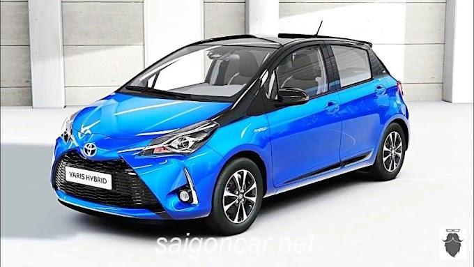 #1 Toyota Yaris 2019 giá xe khuyến mãi siêu lớn nhất năm