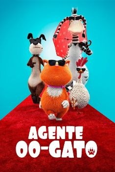 Agente 00-Gato Torrent – WEB-DL 720p/1080p Dual Áudio