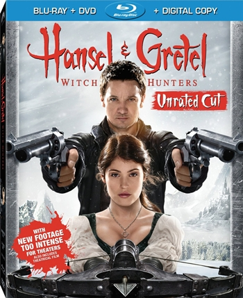 Hansel and Gretel Witch Hunters 720p HD Español Latino Dual