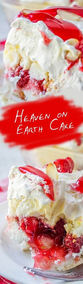 Heaven on Earth Cake #cakesrecipes #recipes #foodrecipes #eating #party