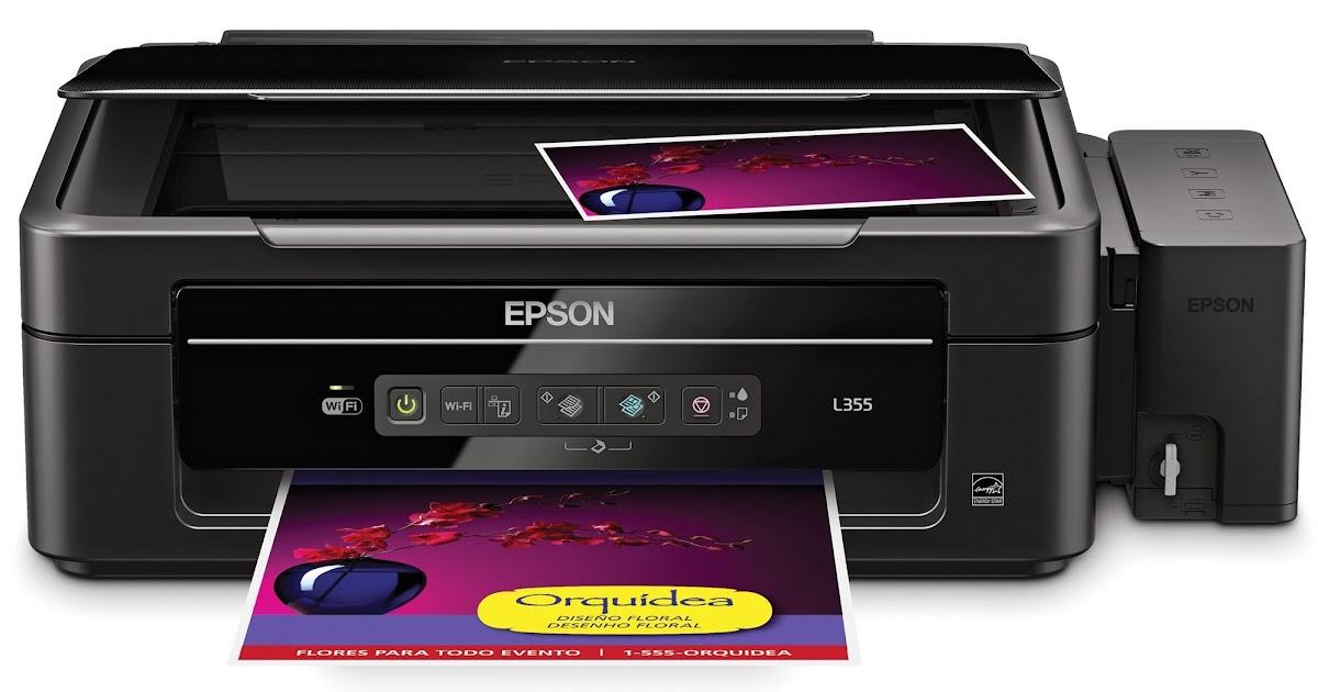 Como Hacer Copias Negras Y A Color En Impresoras Epson