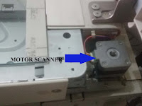Cara mengatasi Error E110 Canon IR 3570, Baca dulu supaya tidak salah beli sparepart