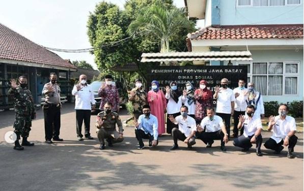 Komisi V DPRD Jabar Dukung PRSABH Cileungsi Jadi Bengkel Bagi Anak-anak
