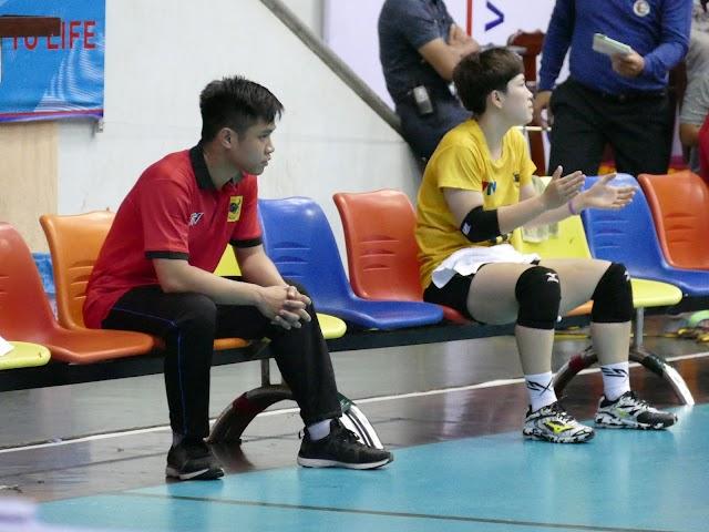 """Cầu thủ nữ Bình Điền Long An muốn có """"Thần tài"""" Đức Hiển?"""