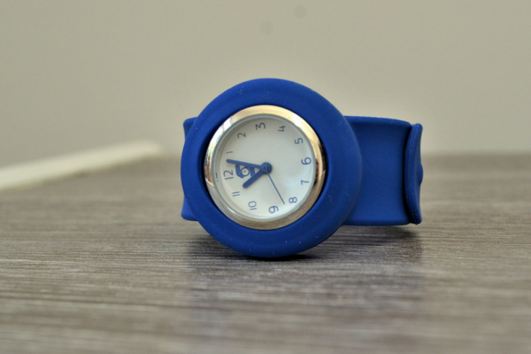 Slappie watch in Bermuda Blue