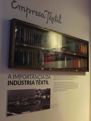 Imagens antigas de indústria têxtil em Vila do Conde