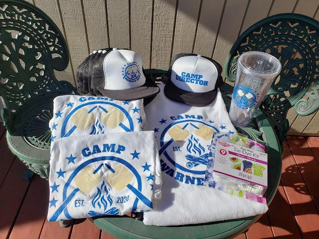 #CampWarnerBros
