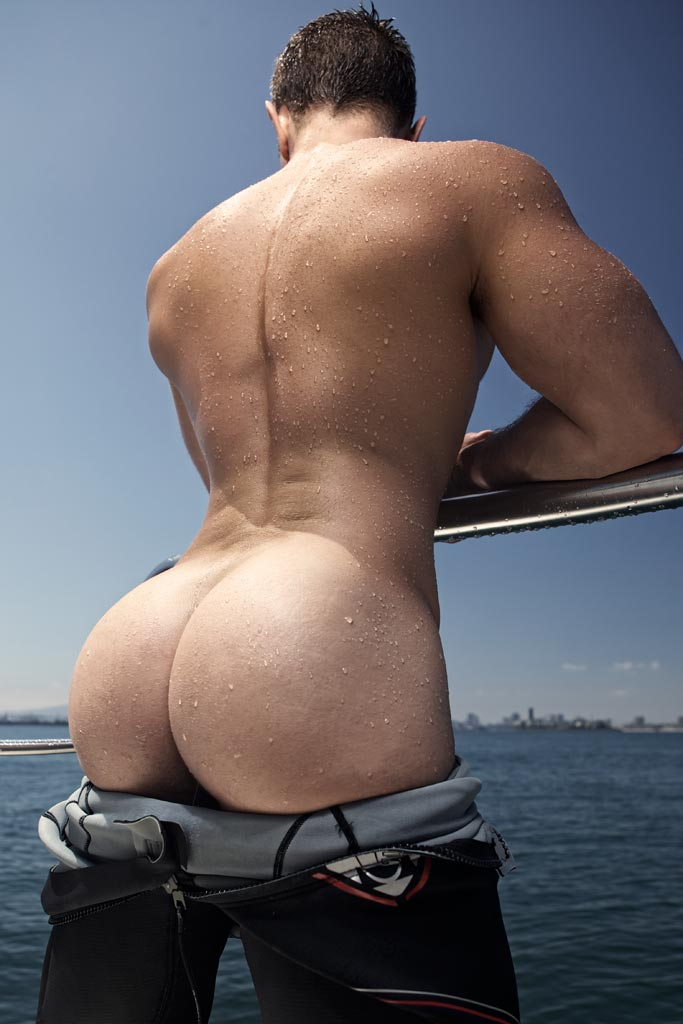 Nude Male Bubble Butt