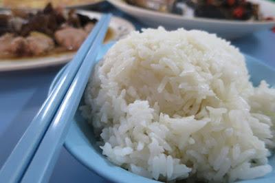 HK Mong Kok Kui Ji Kitchen - rice