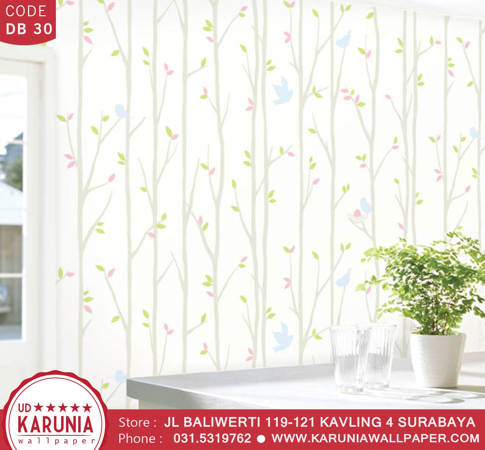 jual wallpaper anak karuniawallpaper