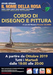 CORSO DI DISEGNO & PITTURA