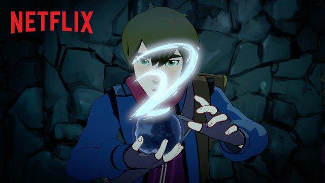 Teaser: O Príncipe Dragão