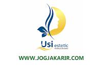 Loker Admin di Usi Estetic Healthy & Beautiful Skincare Yogyakarta