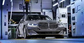 سيارة بي ام دبليو الفئة السابعة 2022 الجديدة كليا من المتوقع له ان تكون اقوي سيارة للعام 2022
